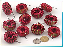 MN356 - Toroidal Power Inductors