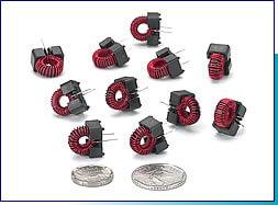 MN363 - High Efficiency Toroidal Inductors