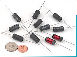 MN460 - Axial Large Ferrite Inductors