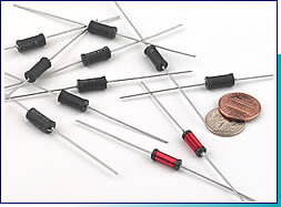 MN461 - Axial Ferrite Inductors