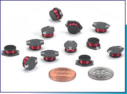 MN502 - Inductors, Surface Mount, Power Midi