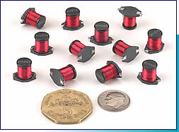MN505 - Inductors, Surface Mount Power Tall