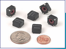 MN552 - Common Mode Filters, Surface Mount
